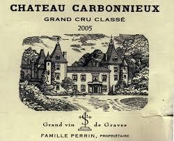 etiquette-chateau-carbonnieux